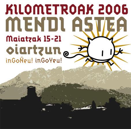 kilometroak-2006-mendi-astea
