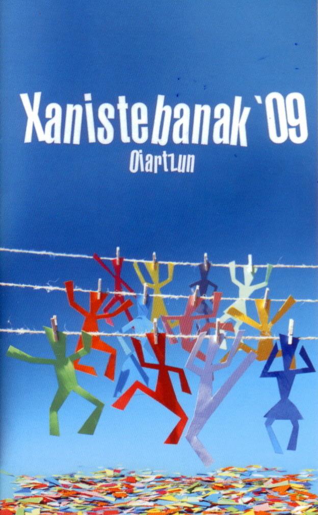 Xanistebanak 2009