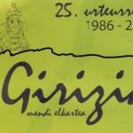 Girizia  mendizale  elkarteak  25  urte!