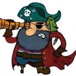 Kale  ekintzak:  Pirata  eguna