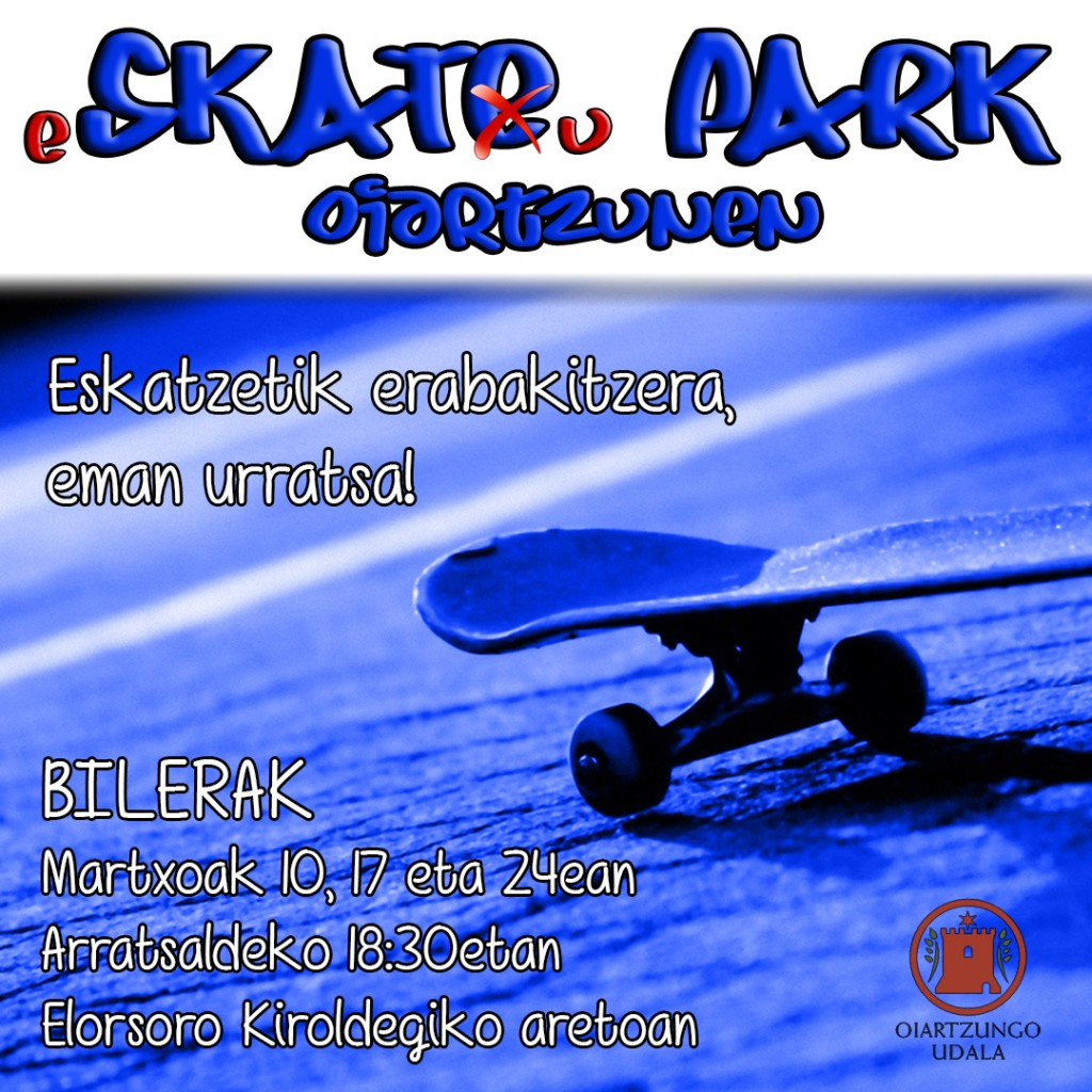 Skate Park Oiartzunen