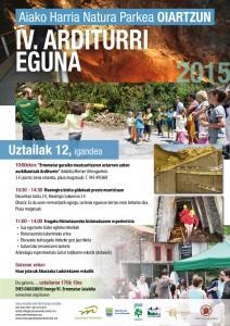 IV Arditurri Eguna 2015 EUS