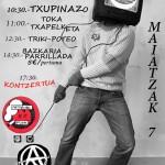 2016-05-07    GAZTELEKUren      XXI.    urteurrena
