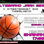 ALTZIBARko    jaiak  2016:  3×3      Basket  Txapelketa