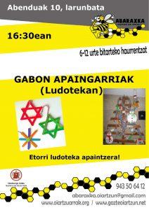 GABON-APAINGARRIAK