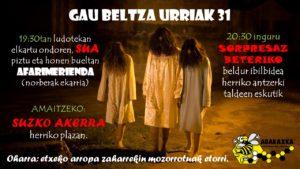 GAU BELTZA URRIAK 31 KARTELA azkena (1)