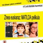 Abenduak  9:  Matilda  filma.
