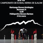 Euskal  Herriko  Slalom  Txapelketa  Elorsoron