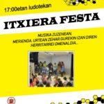 MAIATZAK  25ean:  ITXIERA  FESTA
