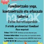 Yoga familian: Maiatzak 27