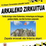 AZAROAK 9: ARKALEKO ZIRKUITUA