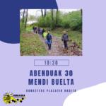 ABENDUAK  30:  MENDI  BUELTA