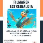 """OTSAILAK 29: """"TURULEKA OILOA"""" FILMAREN ESTREINALDIA"""