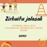 OTSAILAK 20, ZIRKUITU JOLASAK