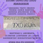 MARTXOAK 6: ABARAXKA TRATU ONAREN TXOKOA